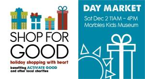 Shop for Good Day Market @ Marbles Kids Museum  | Raleigh | North Carolina | United States