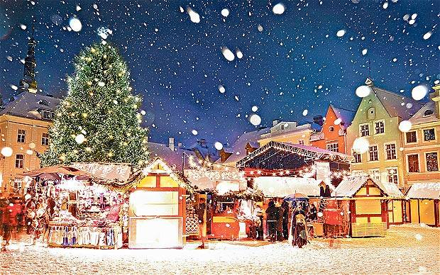 10th Annual St. Nicholas European Christmas Market