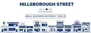 Small Business Saturday @ Hillsborough Street | Raleigh | North Carolina | United States