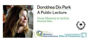 Dix Park Public Lecture | From Memory to Action: Elizabeth Silkes @ A.J. Fletcher Opera | Raleigh | North Carolina | United States