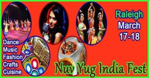 Nuv Yug India Fest @ Exposition Center, State Fairgrounds | Raleigh | North Carolina | United States