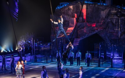 Cirque du Soleil CRYSTAL Comes to Raleigh