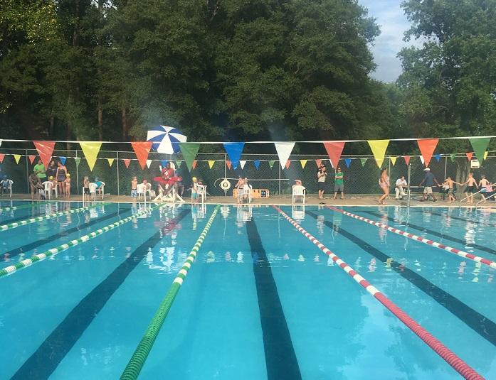 Longview Pool