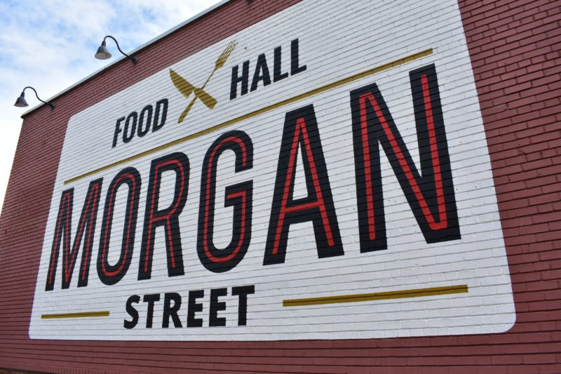 Morgan Street Food Hall Now Open in Downtown Raleigh