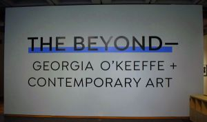 THE BEYOND: Georgia O'Keeffe + Contemporary Art @ NCMA | Raleigh | North Carolina | United States