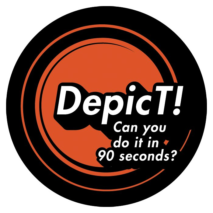 Depict! Can you do it in 90 seconds?
