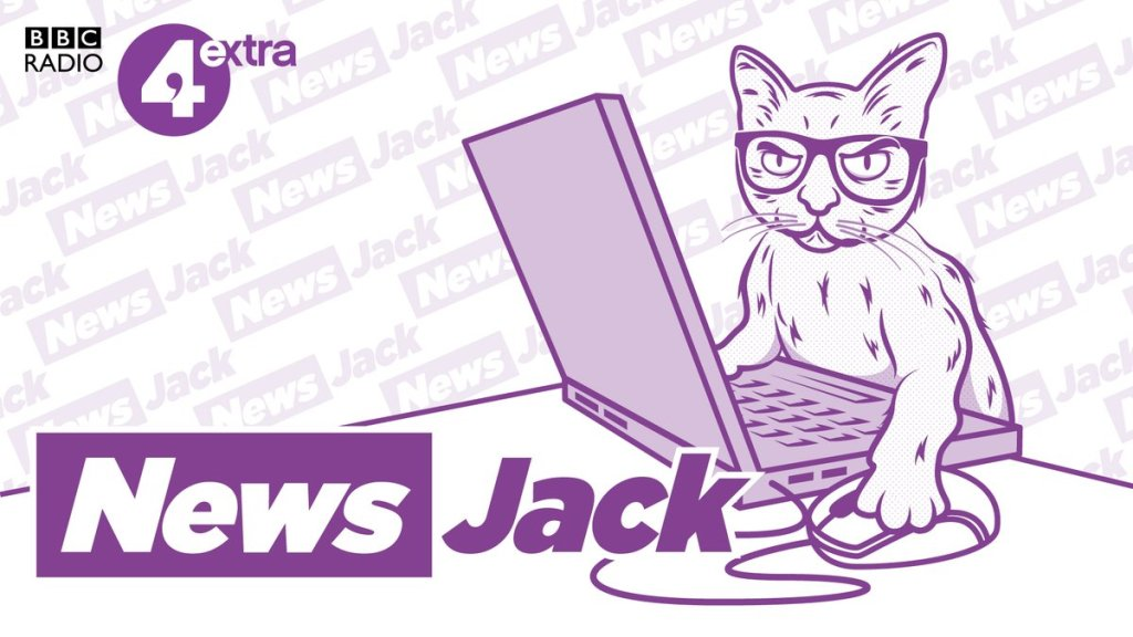BBC Radio 4 Extra Newsjack
