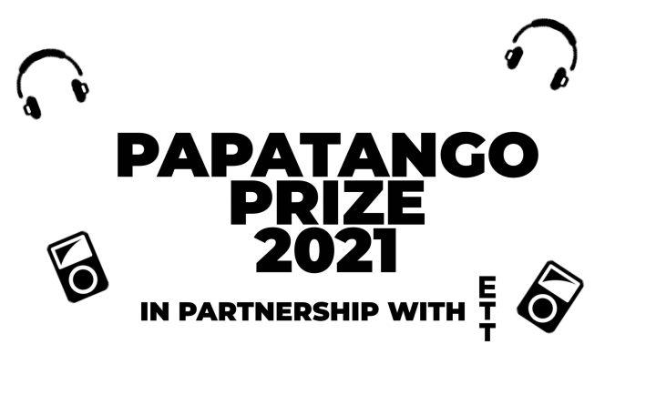 Papatango Prize 2021