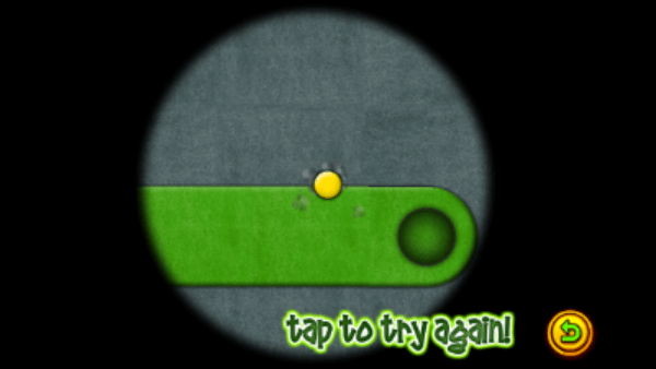 Don't Drop the Ball is a recycled ball game with a weak scare tactic and short and useless levels.  Grade: D  Photo Courtesy of Nob Studio