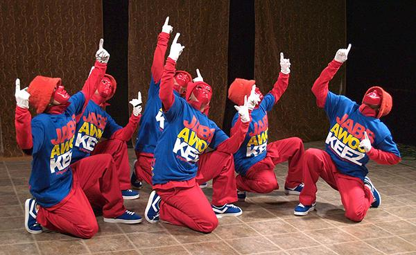 "The Jabbawockeez is an all male dance crew most popular for winning the first season of America's Best Dance Crew, or more commonly known as ABDC. They are the first dance crew to land a headlining show in Las Vegas and they are currently featured at Luxor in their show ""PRiSM"". ""I remembering watching the first season of ABDC just for them and when I found out they had a show in Las Vegas, I got really excited to see them perform live,"" Angelica Diwa ('15) said.  Photo Courtesy of  Jabbawockeez Official Twitter"