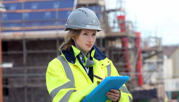 Tanya Overton-Summers on site