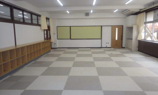吉津のびのび放課後児童クラブ等整備工事 宋徳建設