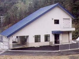 宋徳建設 伊根町一般廃棄物最終処分場建築工事