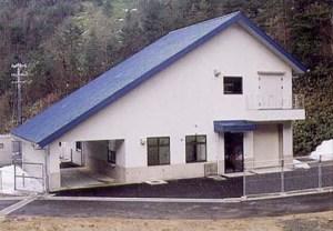 宋徳建設 建築工事 伊根町一般廃棄物最終処分場建築工事