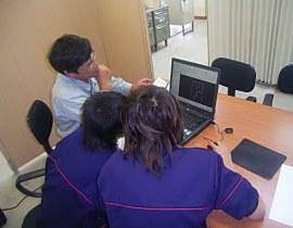 宋徳建設 職業体験学習