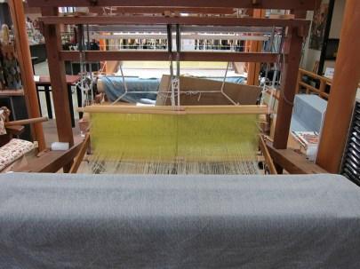 looms Nishijin Textile Center