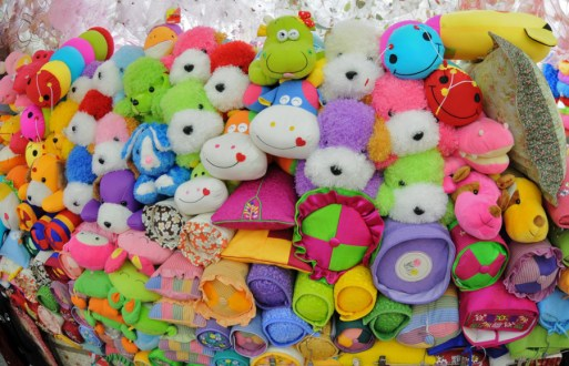 Plush toys. Seoul - 110925 / http://creativecommons.org/licenses/by/2.0/