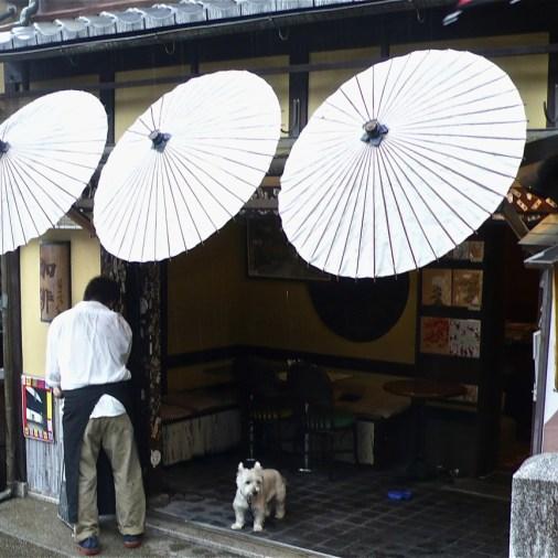 souvenir Sannenzaka and Ninenzaka shopping streets kyoto oldest