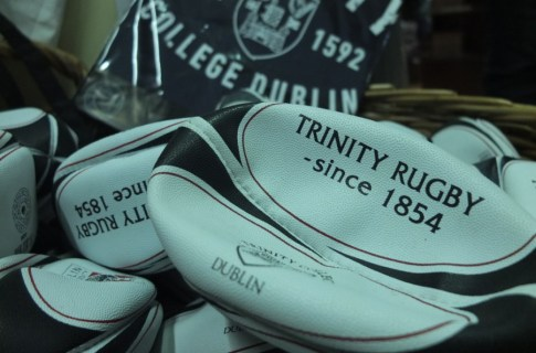 Dublin attractions Dublin Trinity College rugby