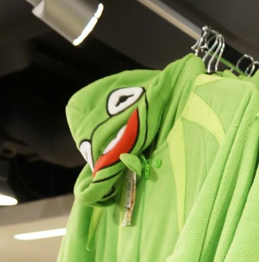 primark onesies london gift frog
