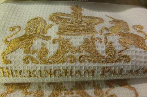 buckingham palace gift shop best souvenir tea towel