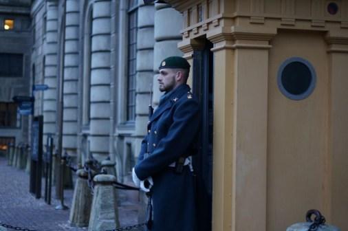 swedish guard stockholm