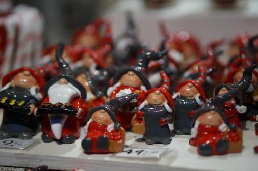 swedish christmas ornaments decorations gamla stan christmas market stockhom stall vendor
