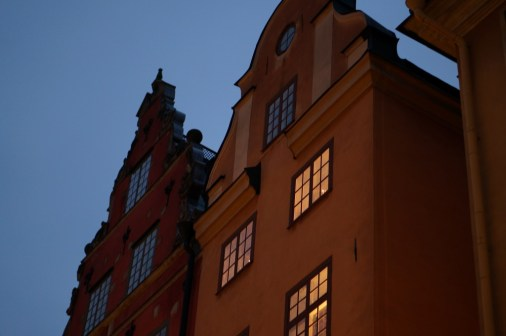 stockholm swedish building old town gamla stan