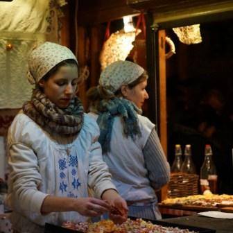 hungarian pizza budapest christmas market fair