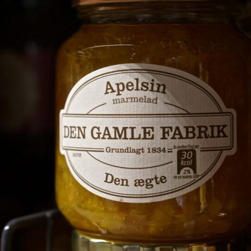 swedish apelsin (apple) compote