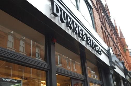 Dunnes is a must-visit in Ireland to stock up on Irish-milk Cadbury bars