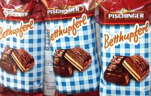 Austrian Bed-time cookies