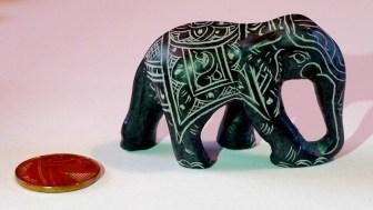Carved Stone Elephant - Imgur