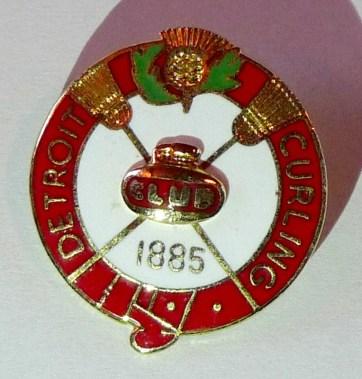 Detroit Curling Pin Badge - Imgur