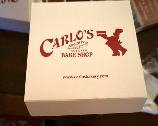 box carlo's bake shop
