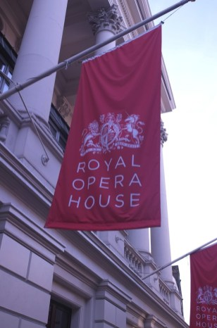 royal opera house london england convent garden