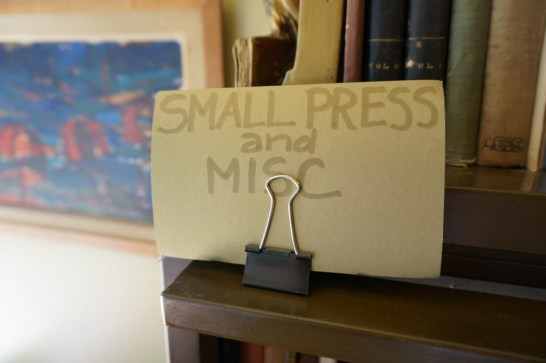 Day trip Lambertville NJ bookstore small press