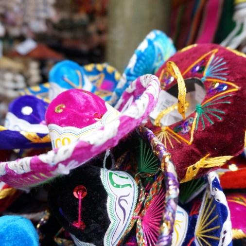 mini sombrero souvenir mexico playa del carmen