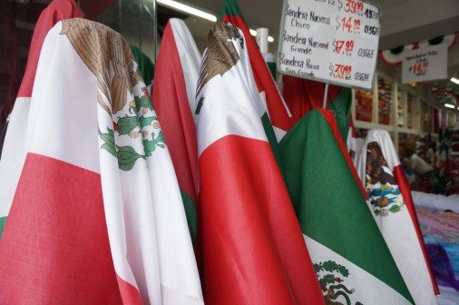 buy mexican flag shopping