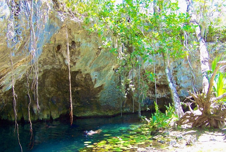 grand cenote tulum water best