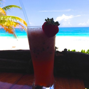 mexican fruit smoothie best top tulum