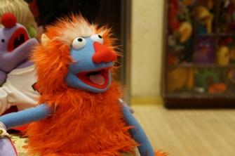 make your own muppet workshop fao schwarz nyc whatnot design build animal orange