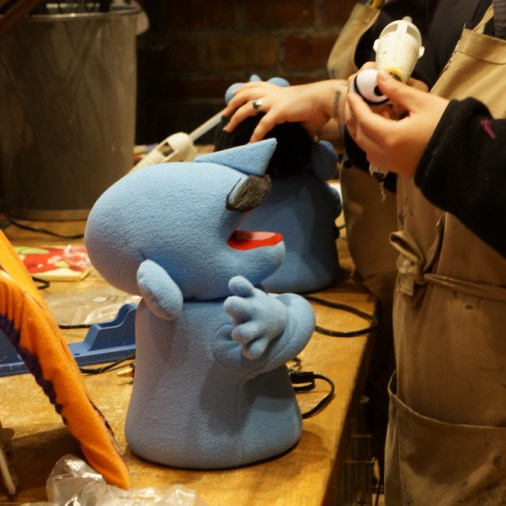 make your own muppet workshop fao schwarz nyc whatnot design build