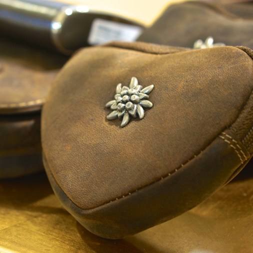 austrian leather souvenir