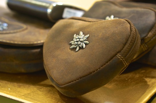 austrian leather souvenir