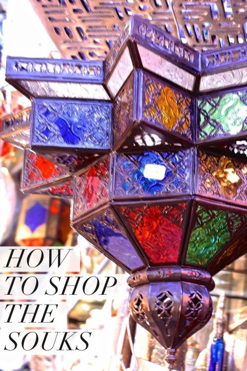 Guide To Shopping Marrakesh Souks