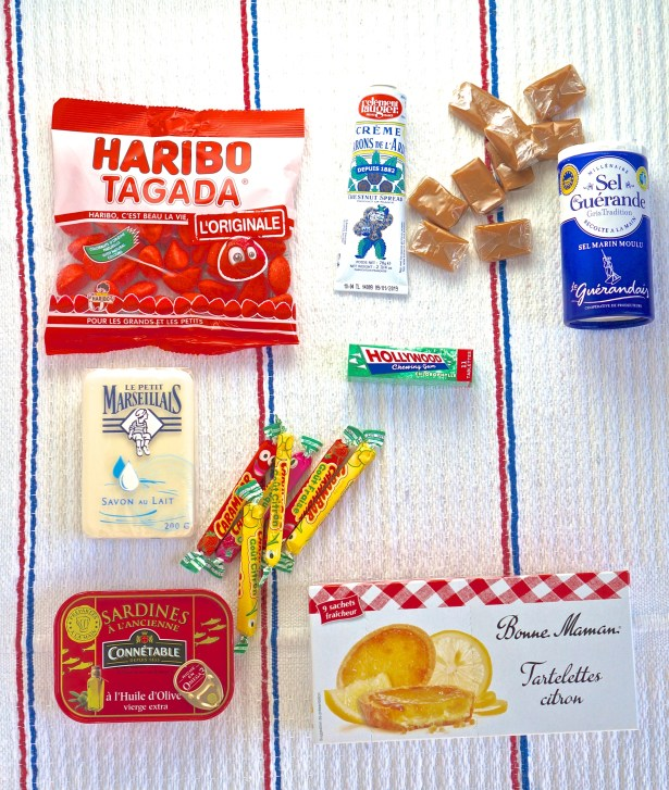 What French Supermarket Souvenirs to Buy at Monoprix
