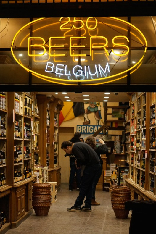 Where To Buy Beer Brussels Belgium