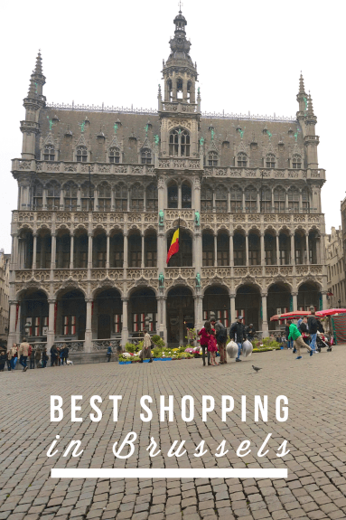 Best Shopping In Brussels Belgium