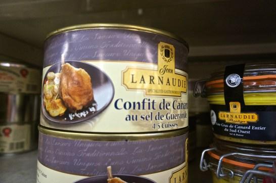 French Supermarket Souvenir Monoprix Cassoulet